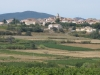 Autignac from the Vineyards