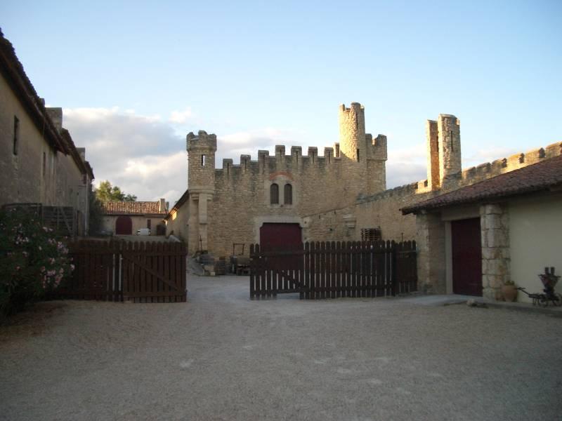 Chateau de Grezan