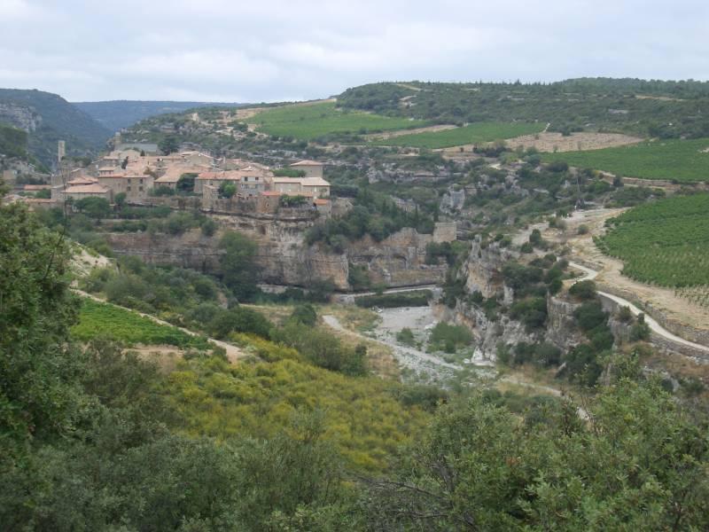 Minervois Village