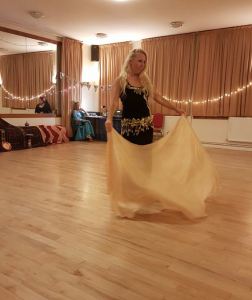 Sutton Coldfield Belly dance teacher